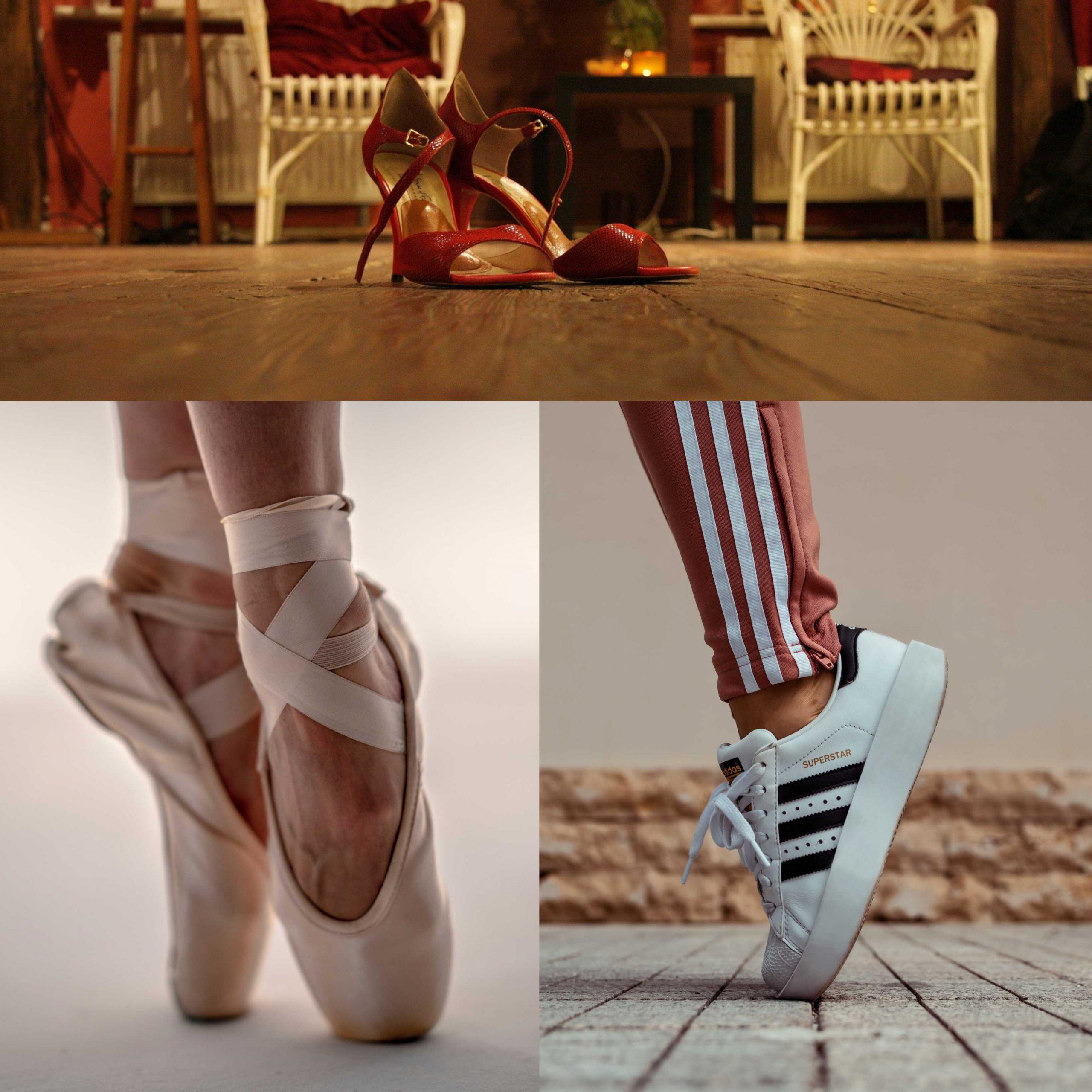 Come scegliete le migliori scarpe da ballo per voi?